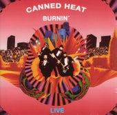 Burnin' - Live In Australia by Canned Heat