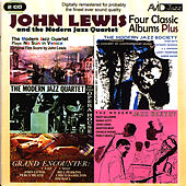 Four Classic Albums Plus (Digitally Remastered) by John Lewis