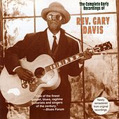Complete Early Recordings by Reverend Gary Davis