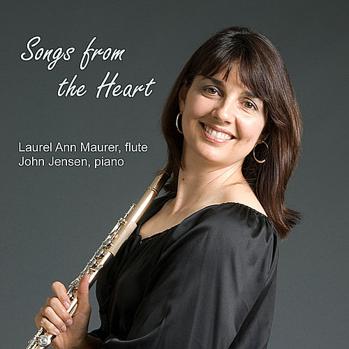 Songs From the Heart by Laurel Ann Maurer