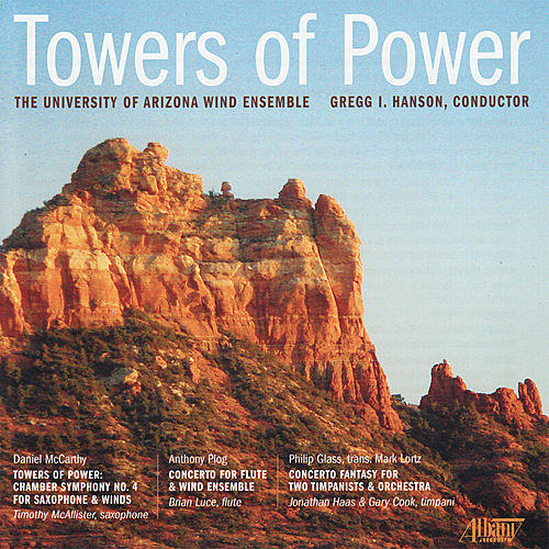 Towers of Power by University of Arizona Wind Ensemble