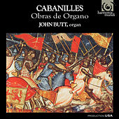 Cabanilles: Obras de Organo by John Butt