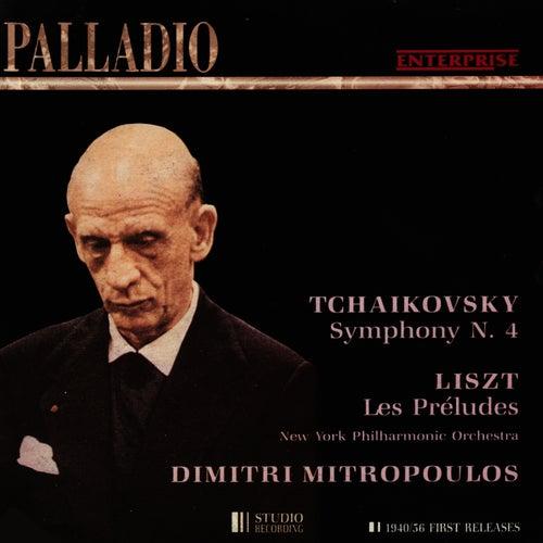 Tchaikovsky: Symphony No. 4, Op. 36 by New York Philharmonic