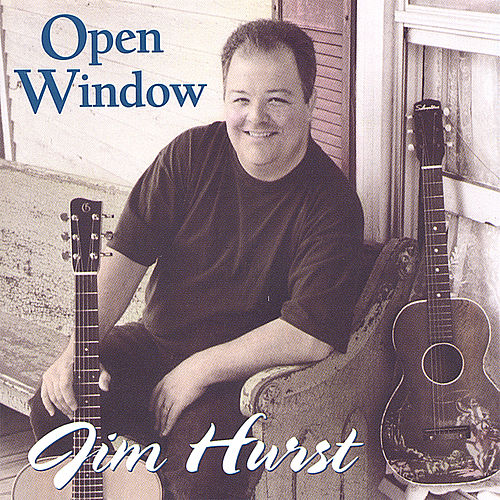 Open Window by Jim Hurst