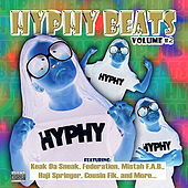 Hyphy Beats Vol. 2 by Various Artists