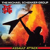 Assault Attack (2009 Digital Remaster + Bonus Track) by Michael Schenker