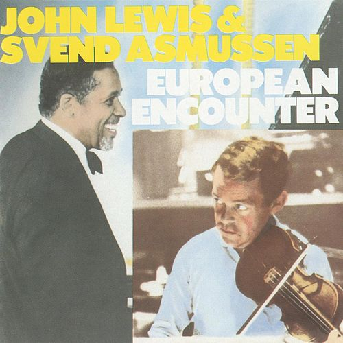 European Encounter by John Lewis