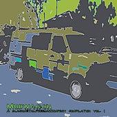 Mudwagon; A blackmetalfreejazzimprov compilation, Vol. 1 by Various Artists