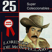 25 Super Coleccionables - Versiones Originales by Lorenzo De Monteclaro
