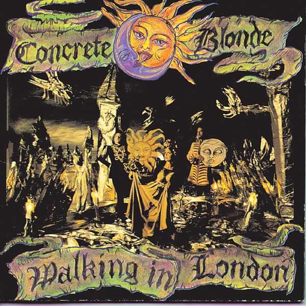 Walking in london by concrete blonde napster - Cd concreet ...