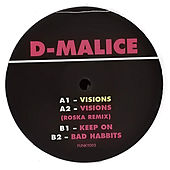 Visions EP by D-Malice