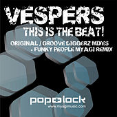 This Is The Beat EP by VESPERS