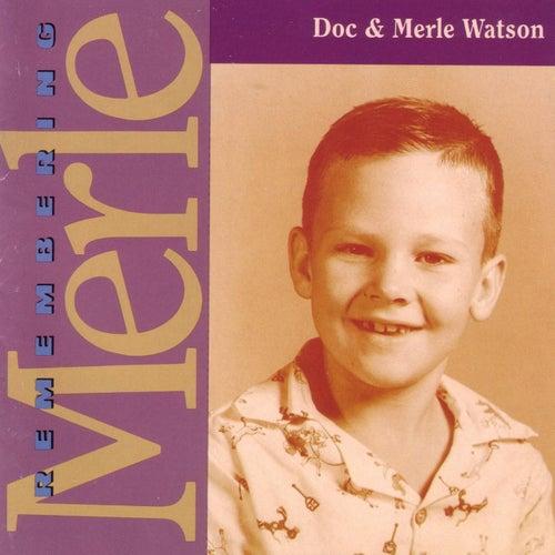Remembering Merle by Doc Watson