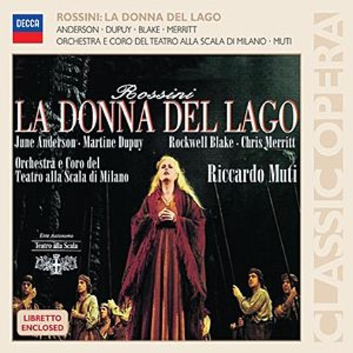 Rossini: La donna del lago by Various Artists