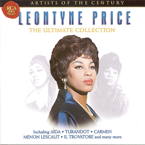 Artists Of The Century: Leontyne Price by Leontyne Price