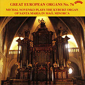 Great European Organs No.76: Santa maria in Mao, Minorca by Michal Novenko