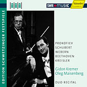 Duo Recital by Gidon Kremer
