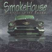 Cadillac in the Swamp by Smokehouse