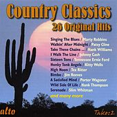 Country Classics - 26 Original Hits by Various Artists