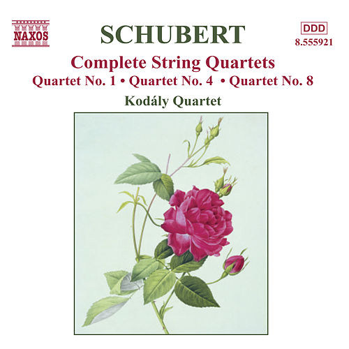Complete String Quarters, Vol. 4 by Franz Schubert