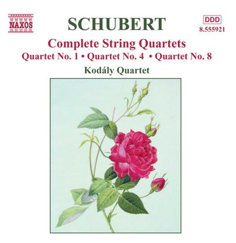 Complete String Quarters, Vol. 4 by Franz Schubert