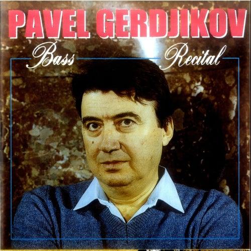 Bass Recital by Pavel Gerdjikov