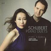 Schubert: Piano Duets by Joseph Tong