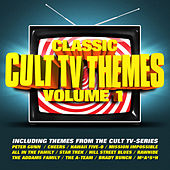 Classic Cult TV Themes Vol. 1 by 101 Strings Orchestra