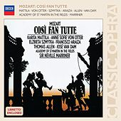 Mozart: Cosi Fan Tutte by Various Artists