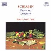 Mazurkas (Complete) by Alexander Scriabin
