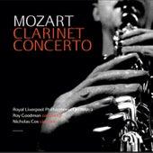 W. A. Mozart: Clarinet Concerto K.622 by Nicholas Cox