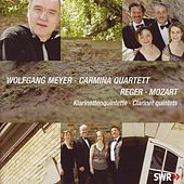 REGER, Max &  MOZART, Wolfgang Amadeus, Clarinet quintets by Wolfgang Meyer