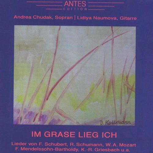 Im Grase lieg ich by Lidiya Naumova Andrea Chudak