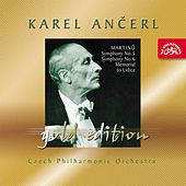 Ancerl Gold Edition 34 - Martinu: Symphony No. 5 & 6, Memorial to Lidice by Czech Philharmonic Orchestra
