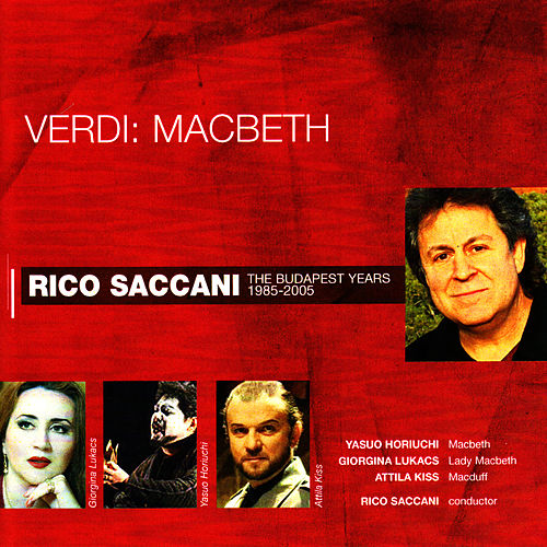 Verdi: Macbeth von Budapest Philharmonic Orchestra