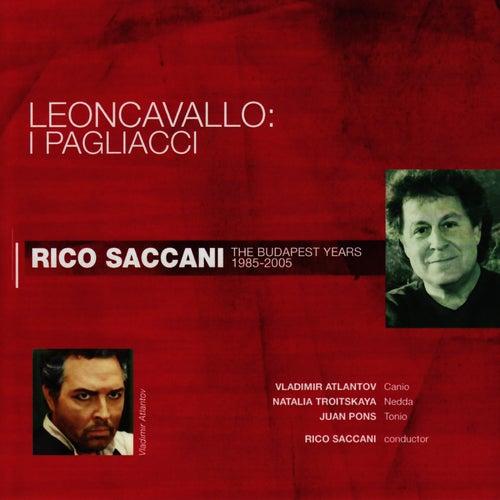 Leoncavallo: I Pagliacci by Rico Saccani