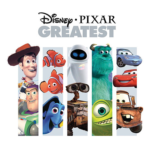 Disney/Pixar Greatest by Various Artists