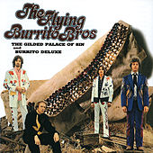The Gilded Palace Of Sin and Burrito Deluxe by The Flying Burrito Brothers