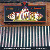 Badlander Open Mic Volume 1 by Various Artists