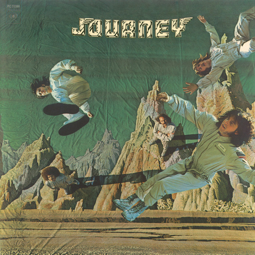 Journey (1st LP) by Journey