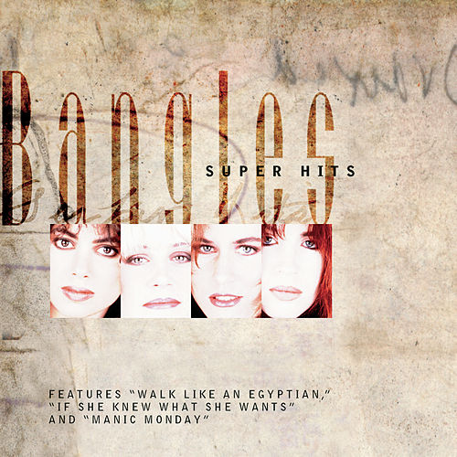 Super Hits by The Bangles