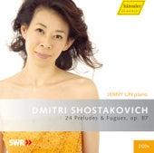 Shostakovich: 24 Preludes & Fugues, Op. 87 by Jenny Lin