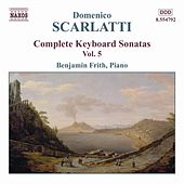 Complete Keyboard Sonatas Vol. 5 by Domenico Scarlatti