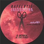 Antisocial EP by Raffertie