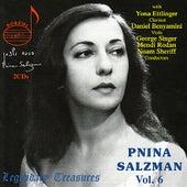 Pnina Salzman Vol. 6 by Pnina Salzman