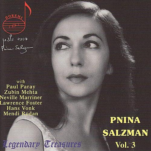 Pnina Salzman Vol. 3 by Pnina Salzman