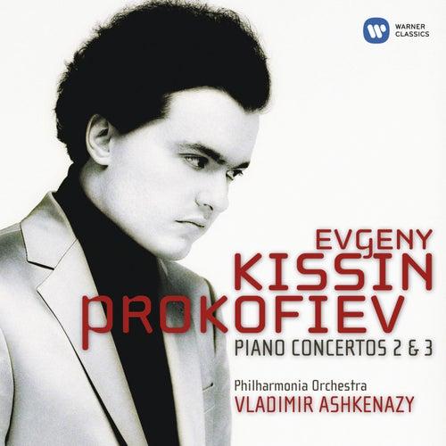 Prokofiev: Piano Concertos 2 & 3 by Philharmonia Orchestra