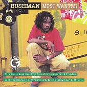 Most Wanted by Bushman