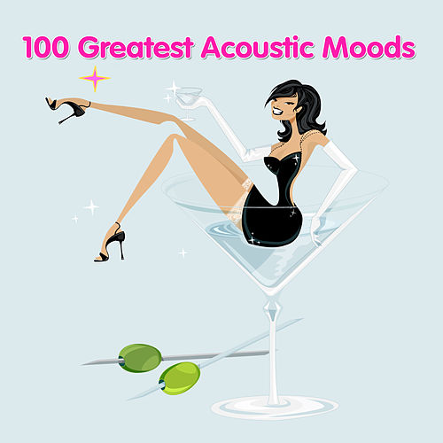 100 Greatest Acoustic Moods by Various Artists