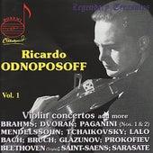 Ricardo Odnoposoff Vol. 1 by Ricardo Odnoposoff